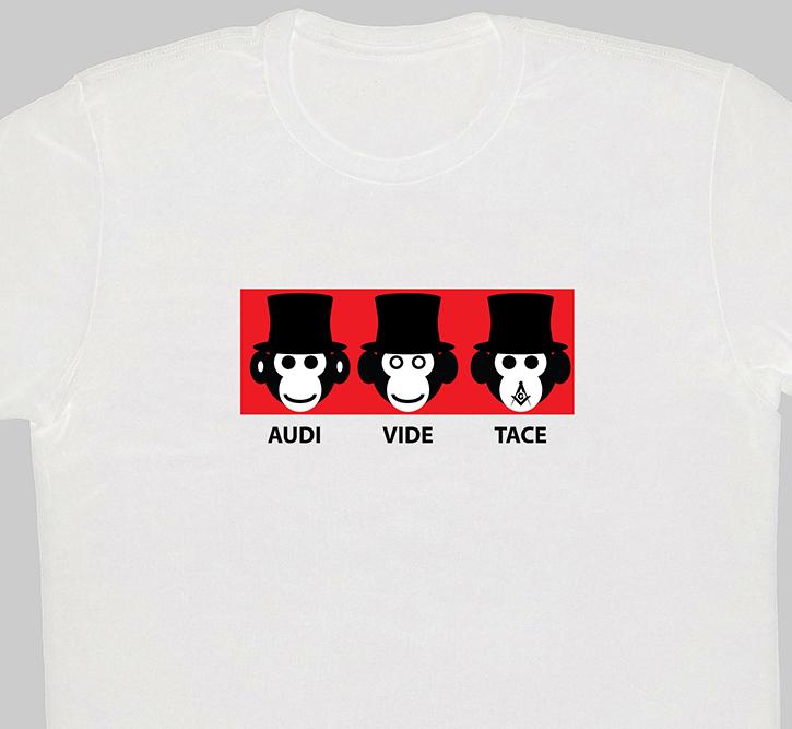 Audi Vide Tace Freemason T-Shirt white cropped.jpg
