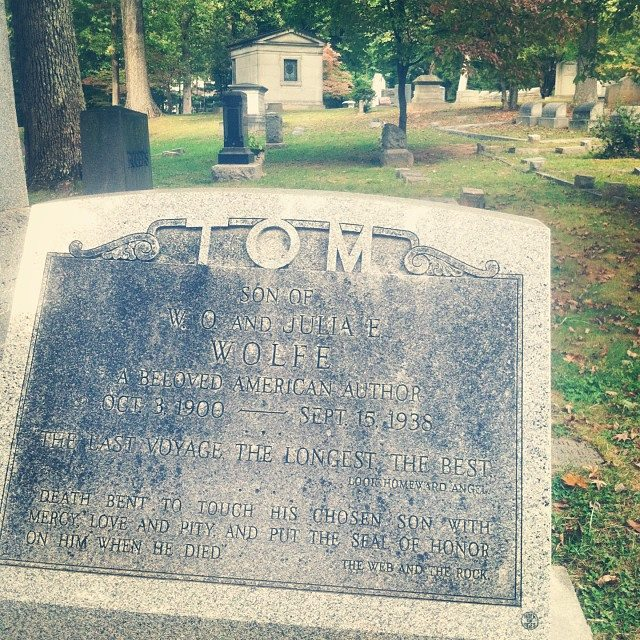 10 Places to Write #3: Cemeteries