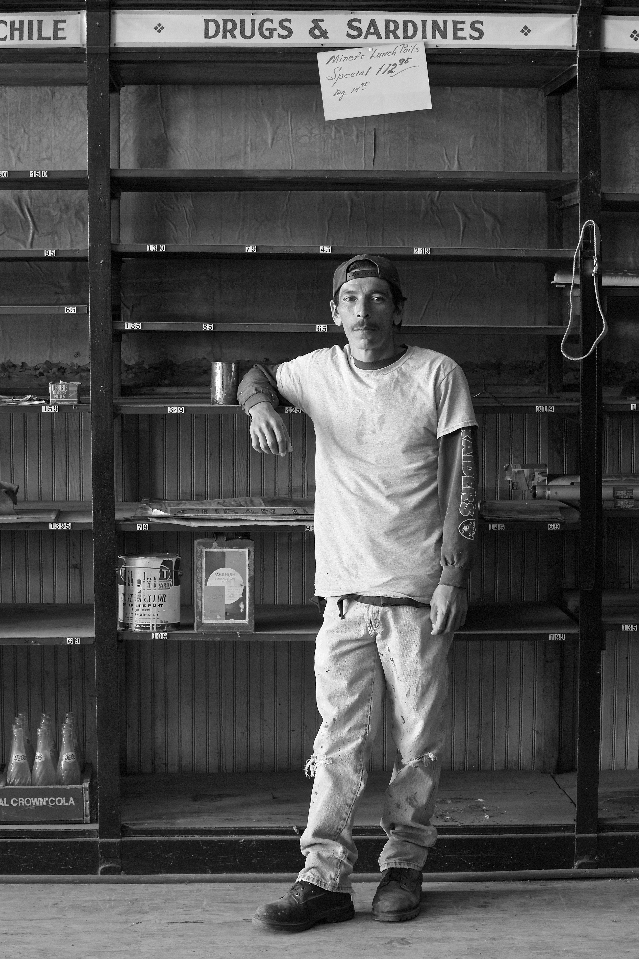 Michael, Carpenter - Raton, NM