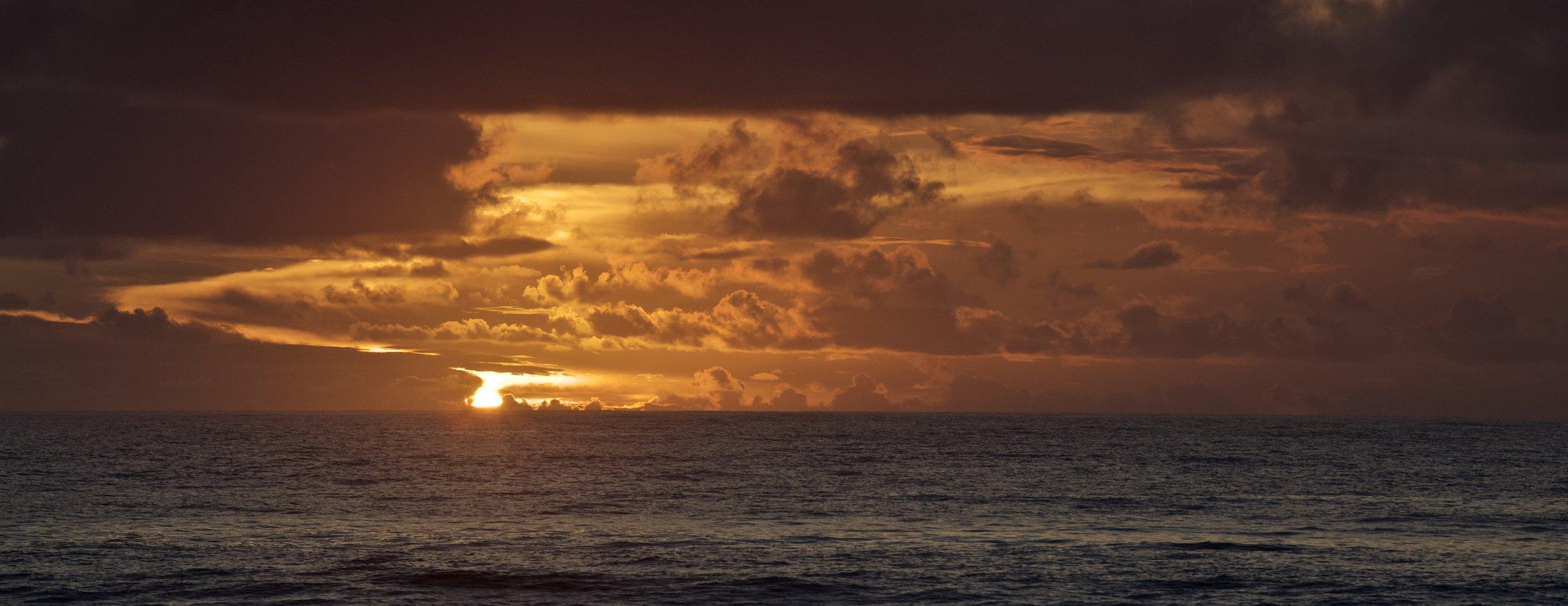 Sunrise - Anastasia State Park near St. Augustine. FL