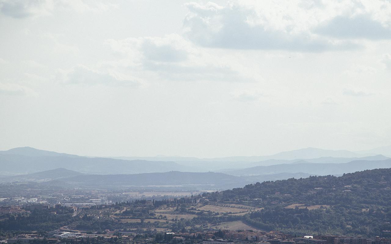 Hillside City Perugia & Five Of Its Gems
