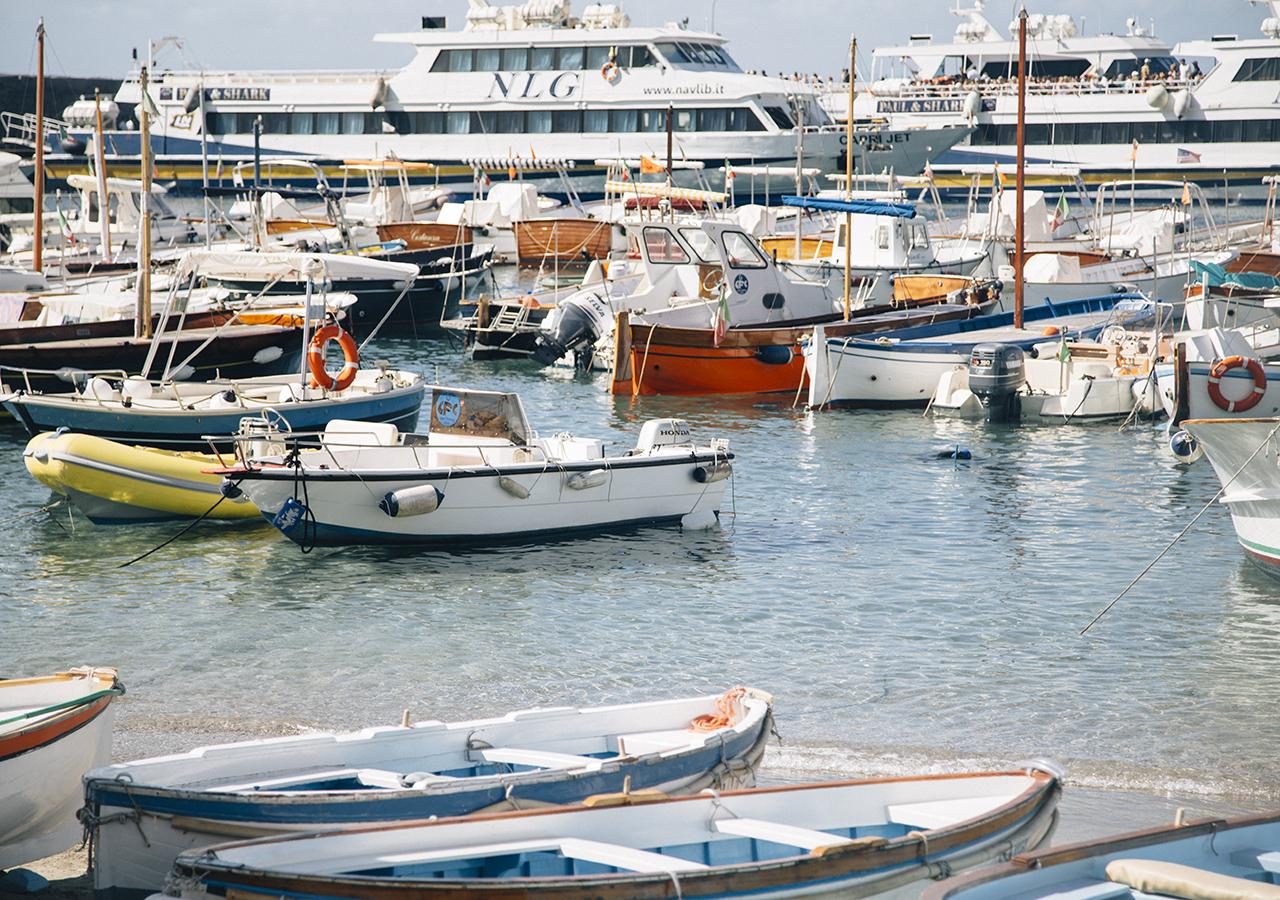 Capri: Part II