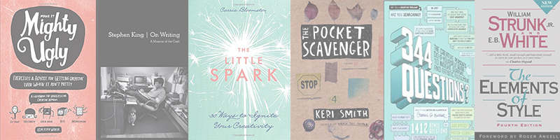 12 Must-Read Books For Creatives & Free Spirits