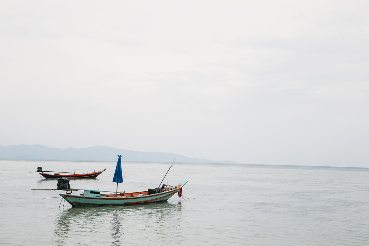 Island Hopping In Southern Thailand