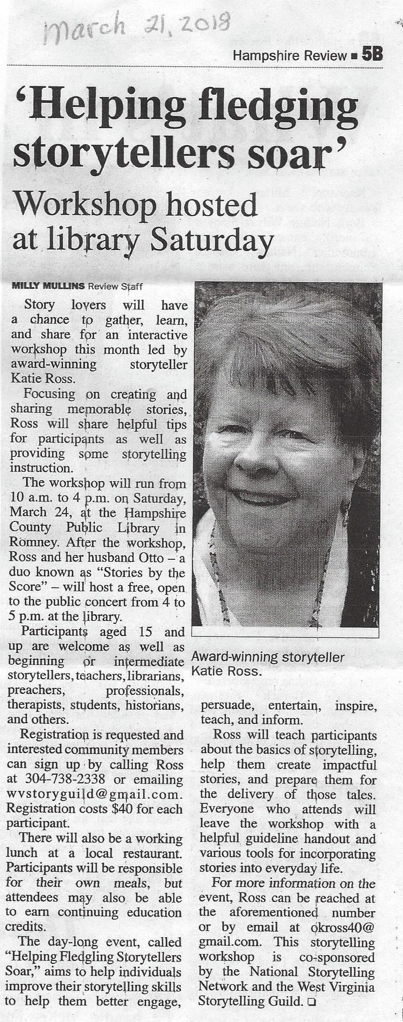Katie Ross pre workshop article 4-21-18.jpeg