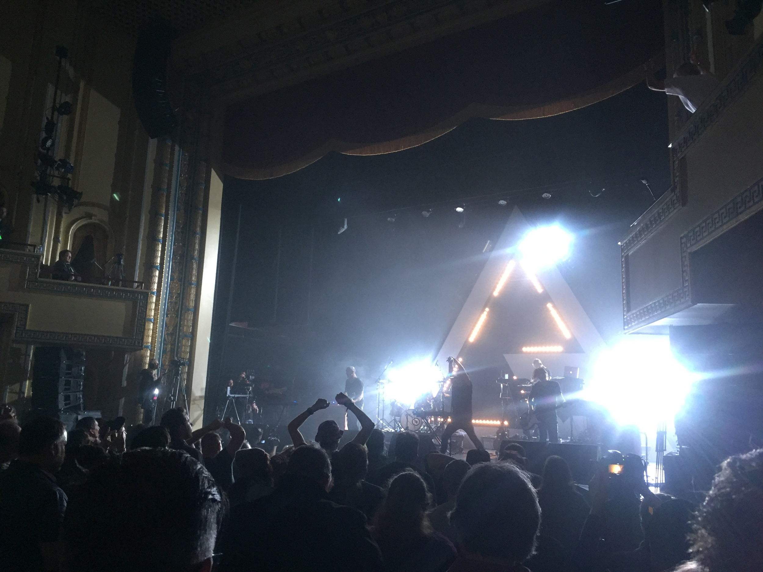Gary Numan at the Carolina Theater