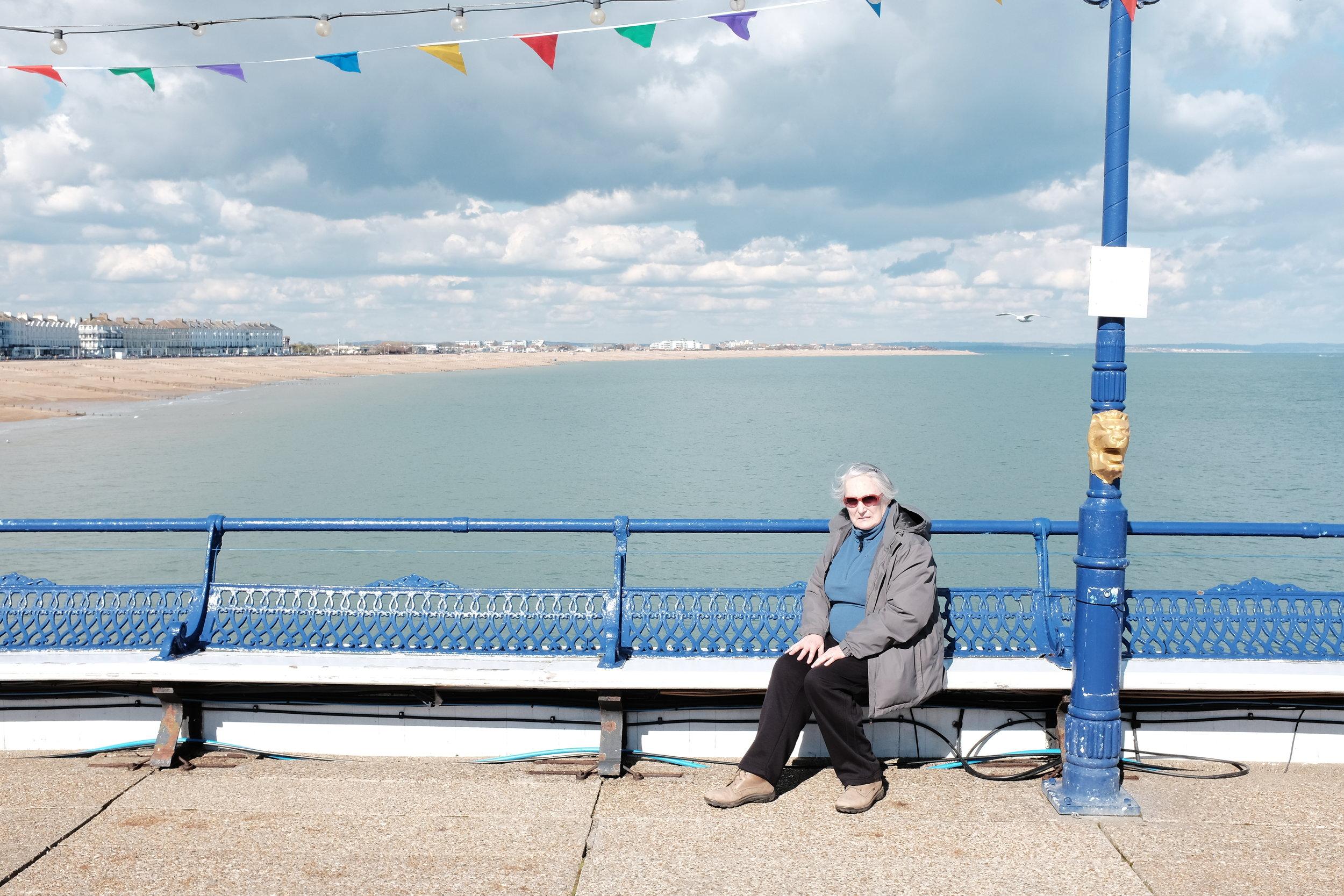 Eastbourne Pier, 2016