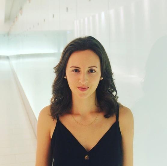 Ariane Michaud/Programming Associate