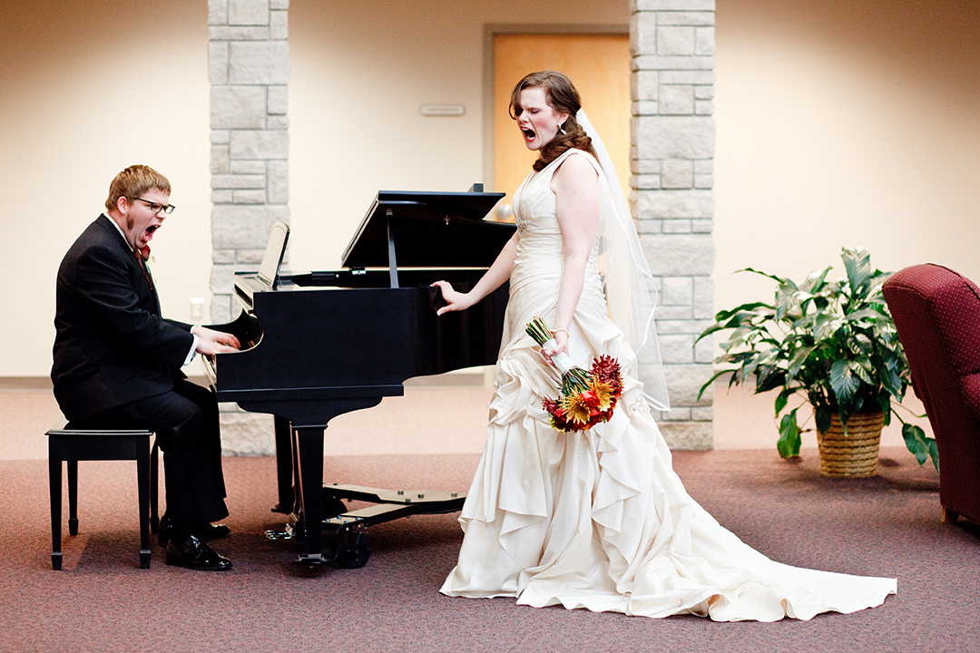 My wedding day. My wife is the best.