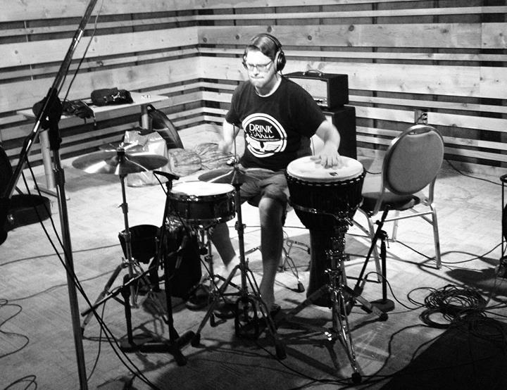 Recording for Mr. Blue Sky