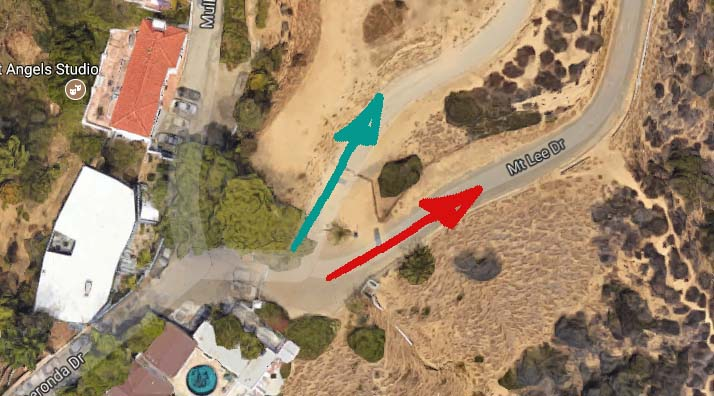 Hollywood Sign Hike: Two trails leading you to the front and back of the Hollywood sign
