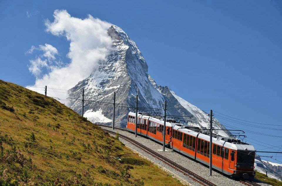 Gornergrat Rail