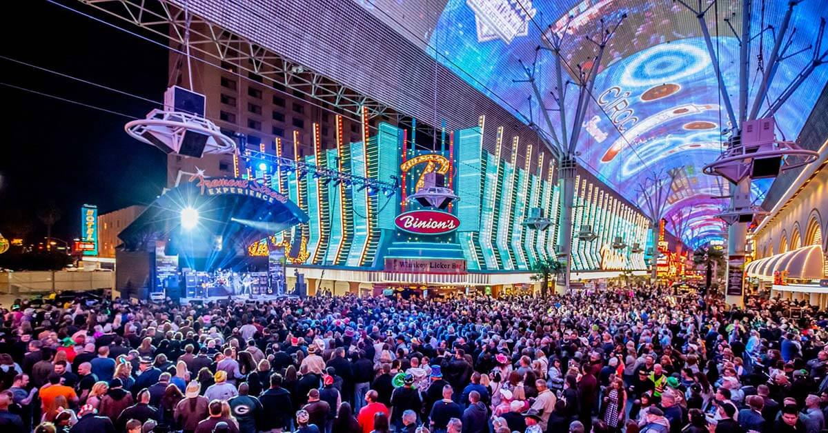 Fremont Street Experience: