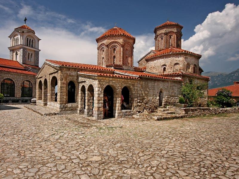 St. Naum's Monastery