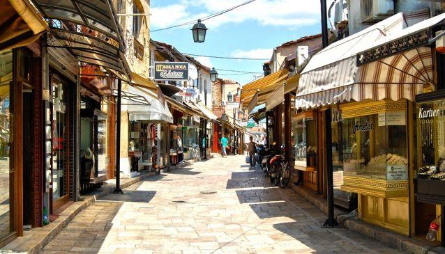 The Old Bazaar