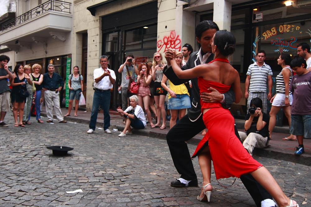 Tango Culture