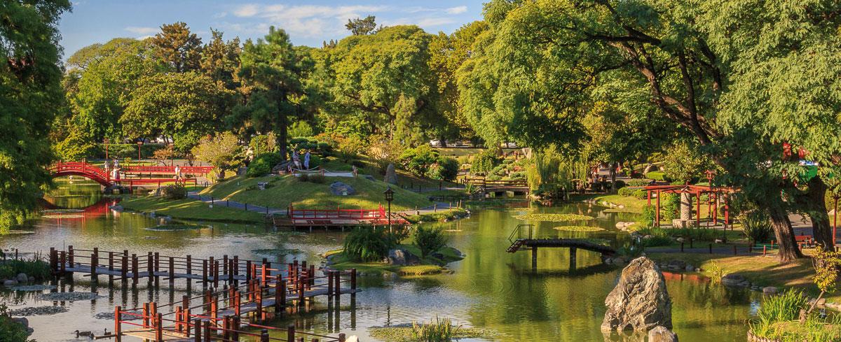 Jardin Japonés de Buenos Aires