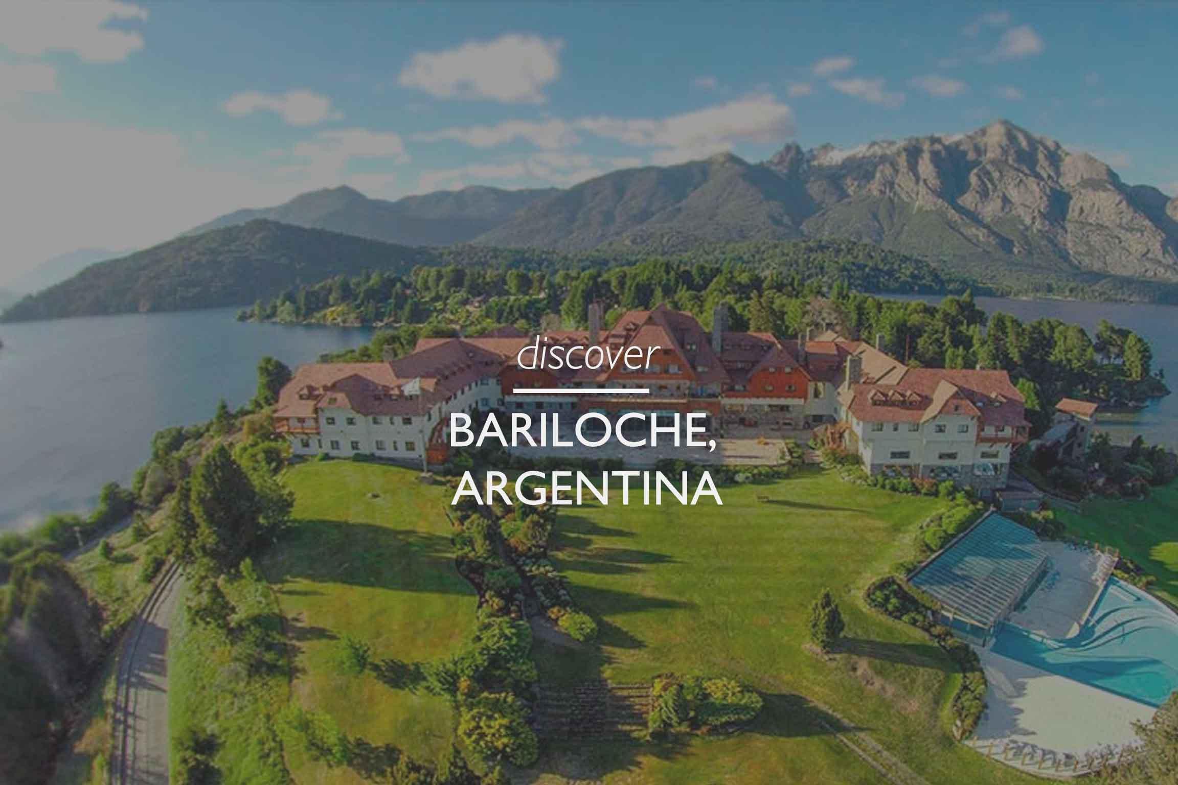 Wanderlist Discover Bariloche Argentina