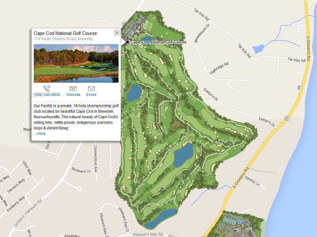 Cape Cod National Golf Course