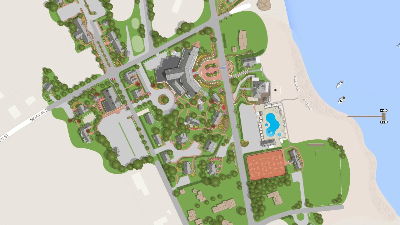 Resort Location