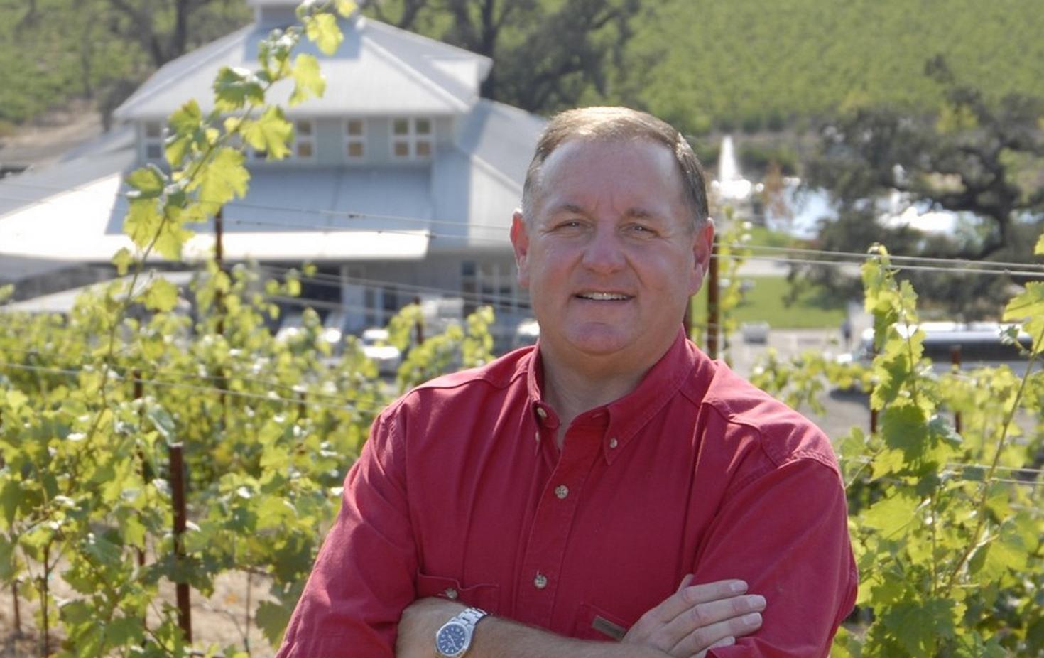 Jeff Kunde, Kunde Family Winery