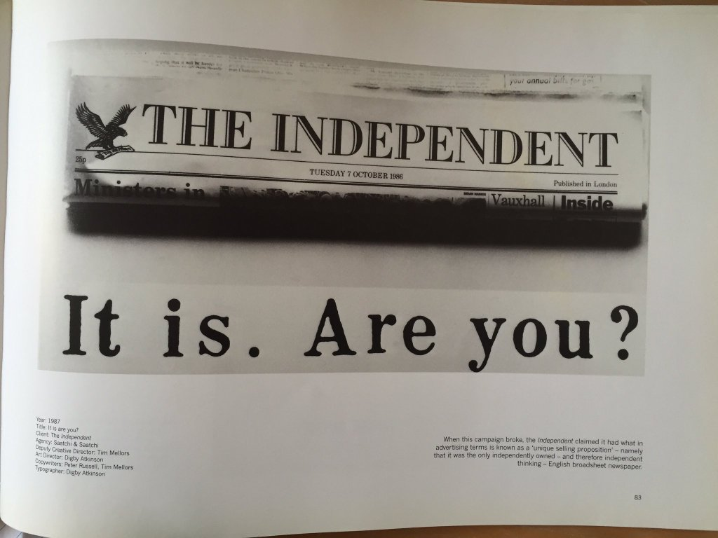The first edition of The Independent on Tuesday 7 October 1986