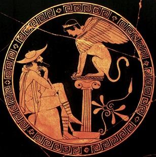 Opedius and the Sphinx