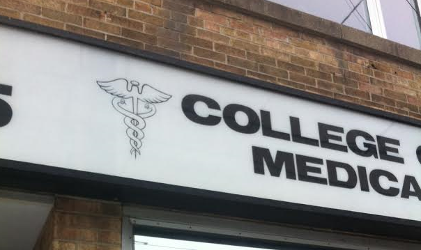 College Concord Medical Clinic, Toronto, ON