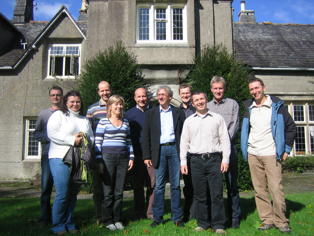 Photo taken at a subsequent residential event facilitated by CarbonSense