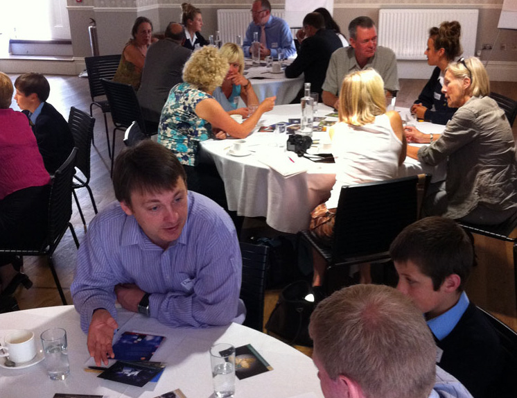 Multi-stakeholder conversations help mutual understanding
