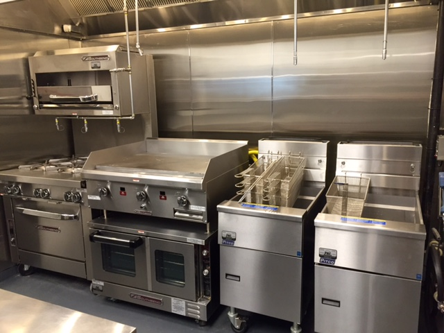 Commercial Kitchen Design Charleston