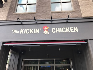 The Kickin' Chicken Mount Pleasant