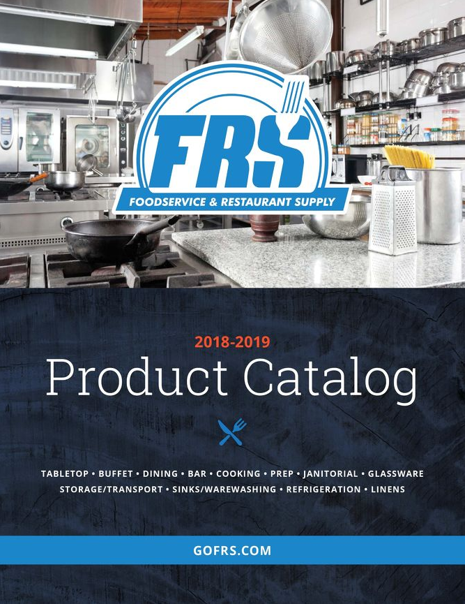 2018-2019 FRS Product Catalog