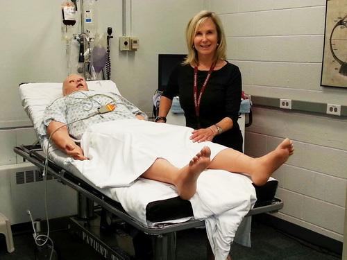Julie Joyal, RN, MEd, Executive Director of HMS MEDscience