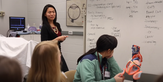 Meet Stephanie Kang, HMS MEDscience's new Program Director!