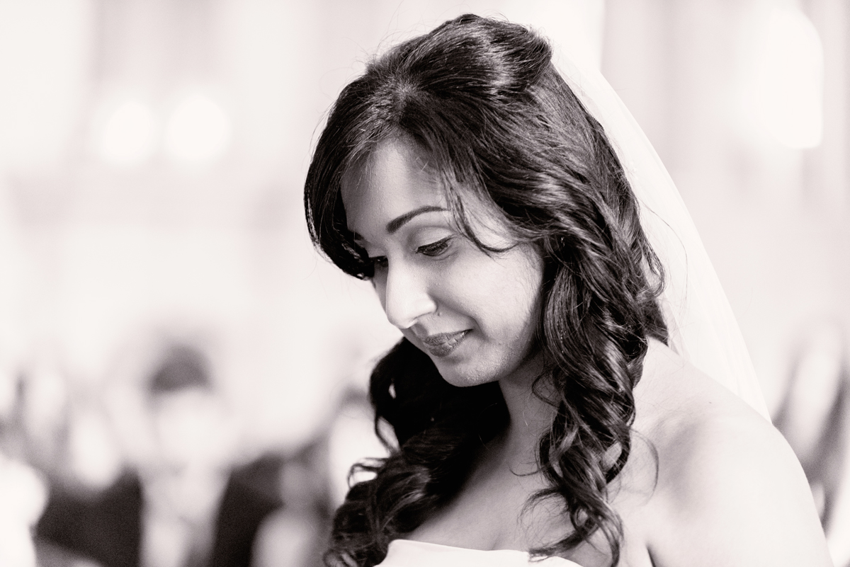 Black and white, emotion bride, wedding Windsor