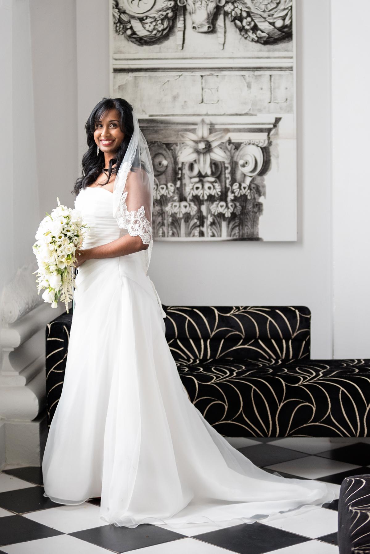 Beautiful bride, wedding Windsor