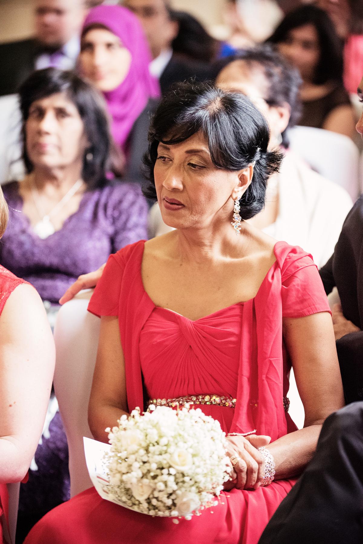 Wedding ceremony, Windsor