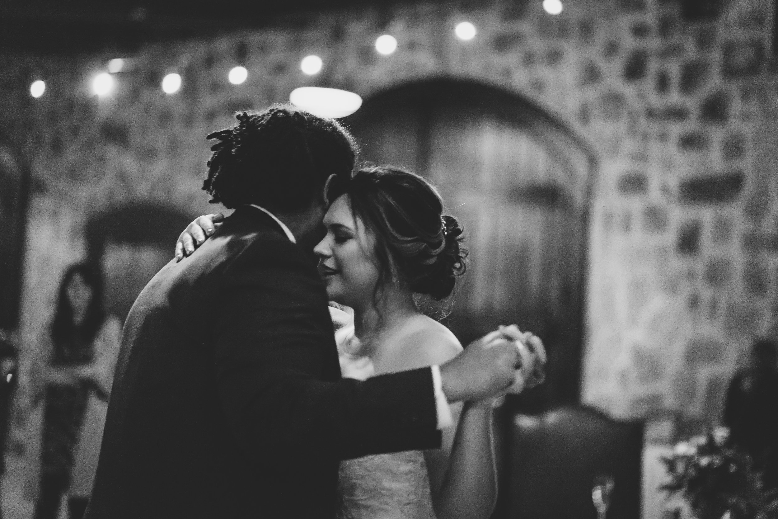 BNW First Dance Seattle Wedding Photography
