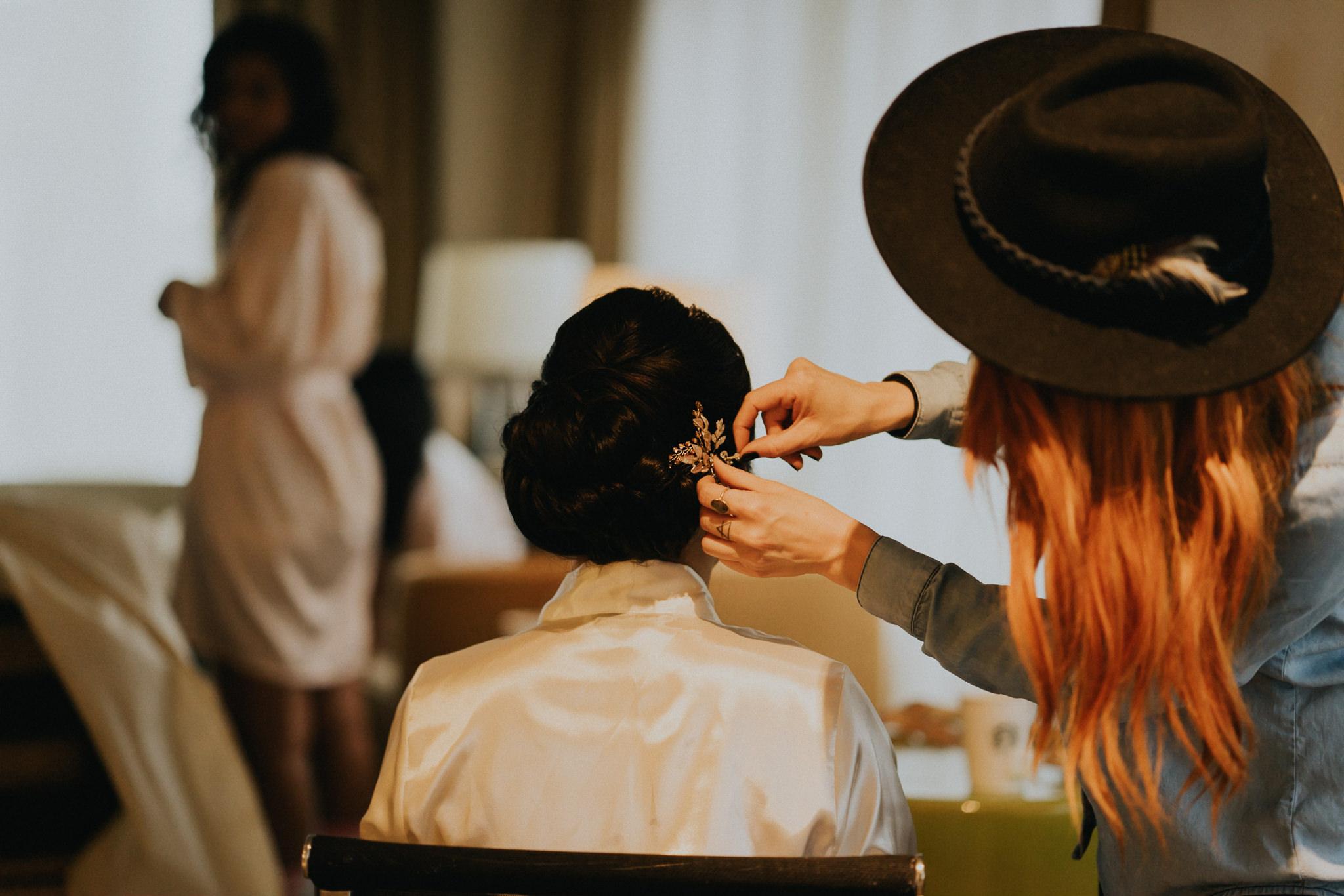 Seattle Wedding Makeup Artist