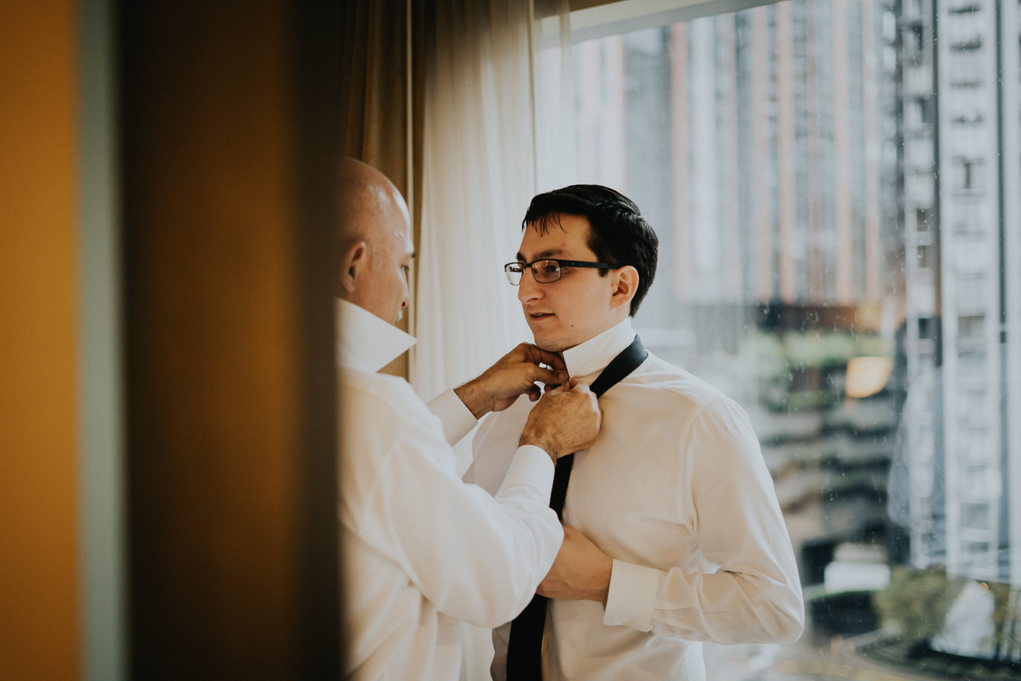 Seattle Wedding Photographer Alfred Tang