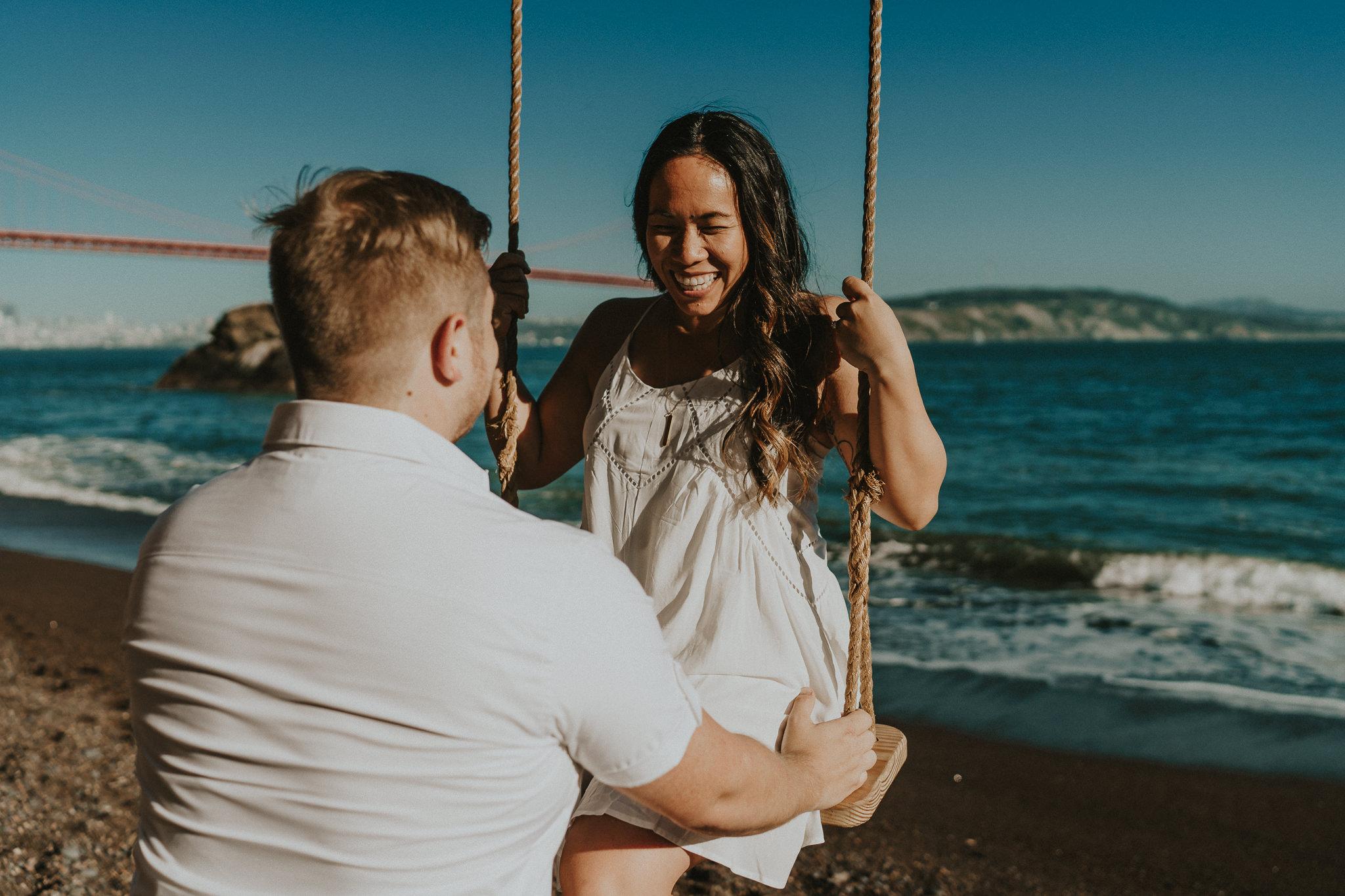 Engagement Fiance Session Photography