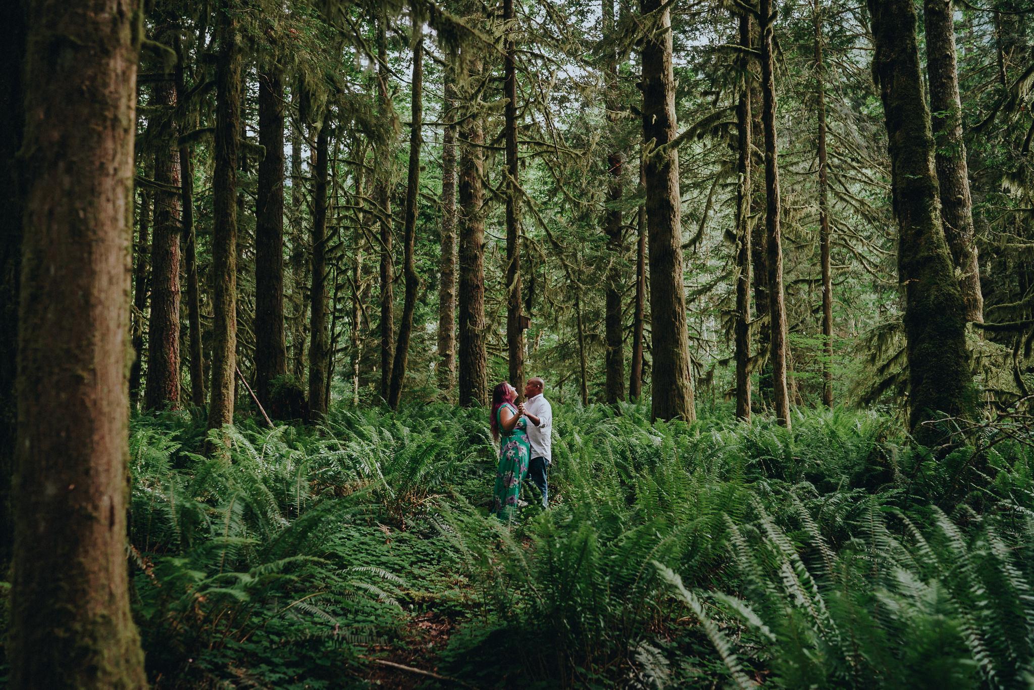Dance-Ferns-Forest-Elopement-Photographer
