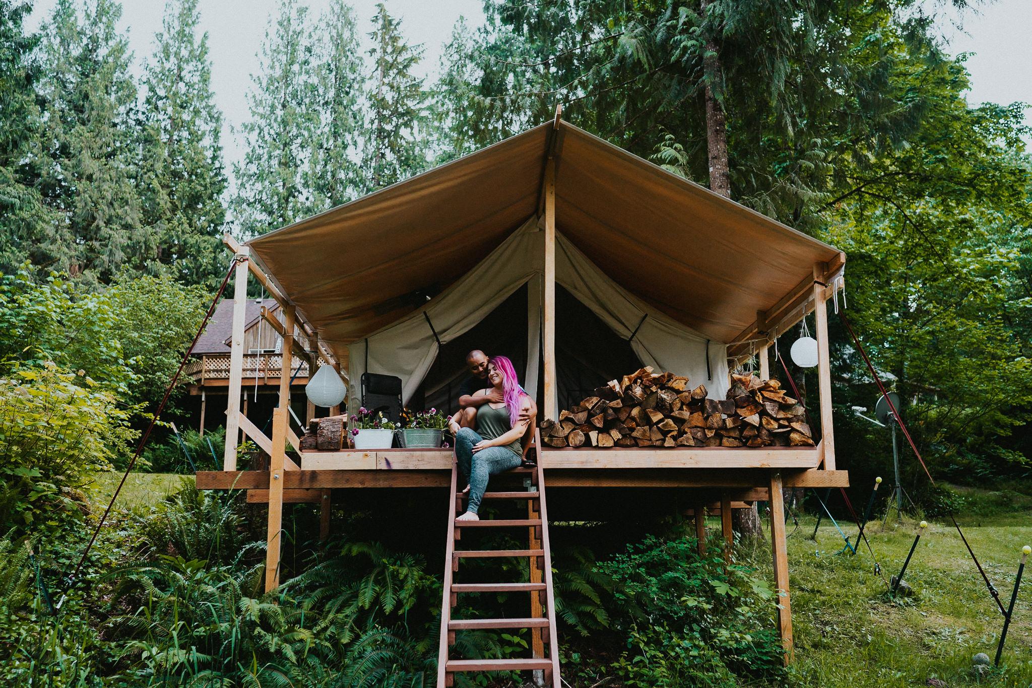 AirBNB-Mount-Hood-Sandy-Tent