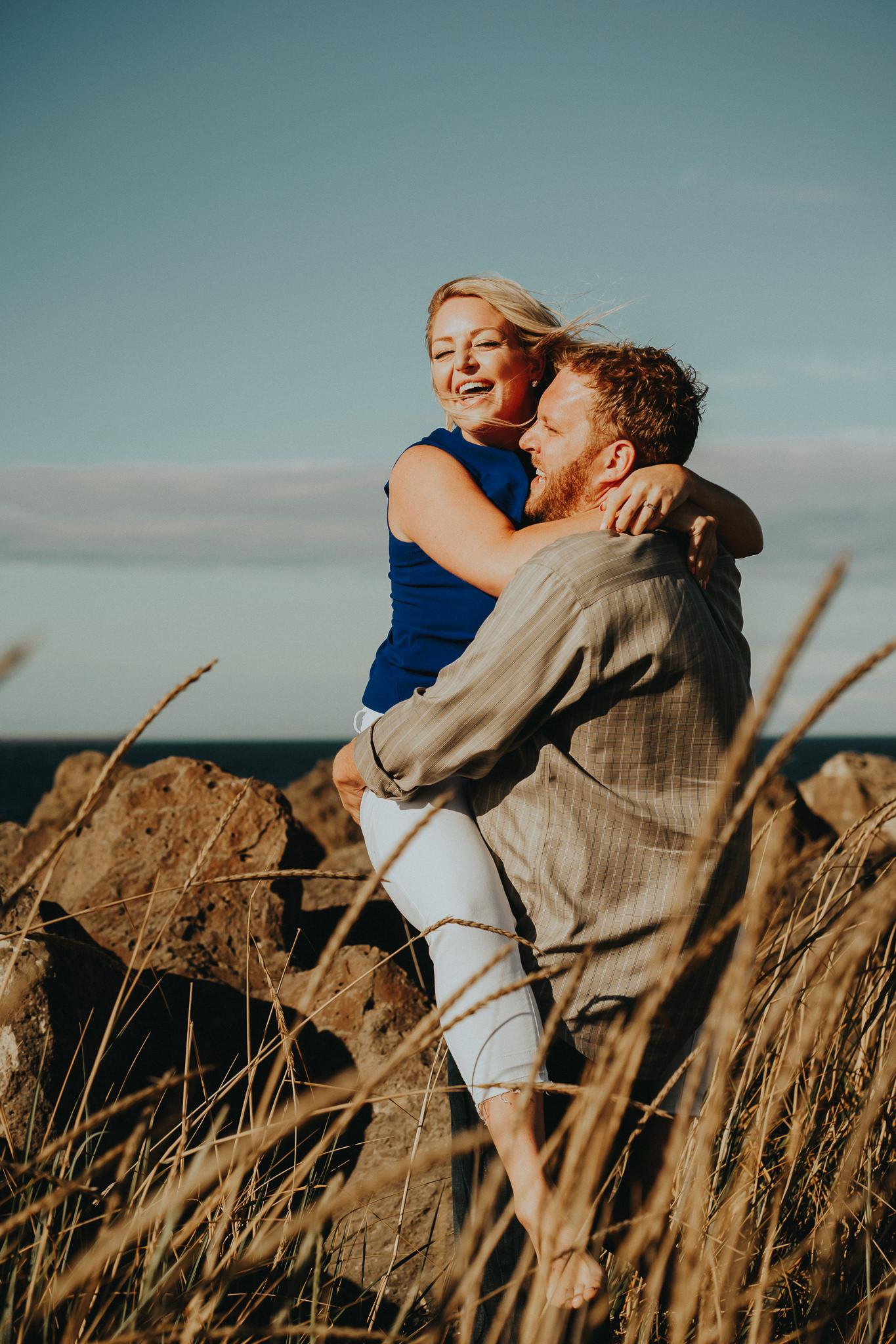 Harsh-Sun-Seattle-Engagement-photographer
