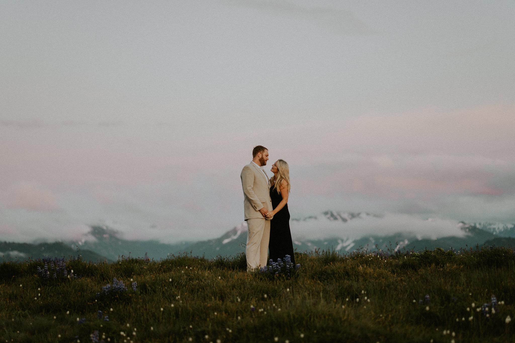 Couple-Engagement-Pose-Seattle-Washington