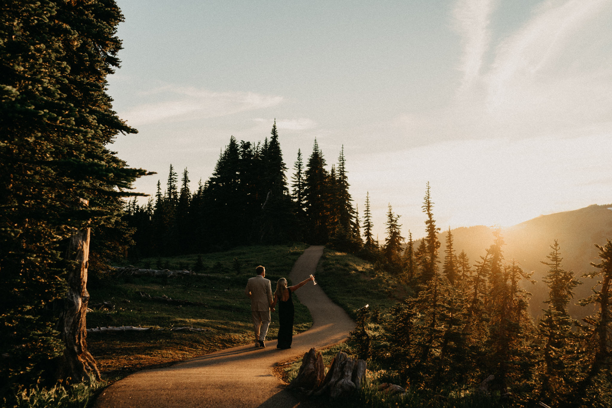 Adventure-Engagement-Session-Olympic-National-Park