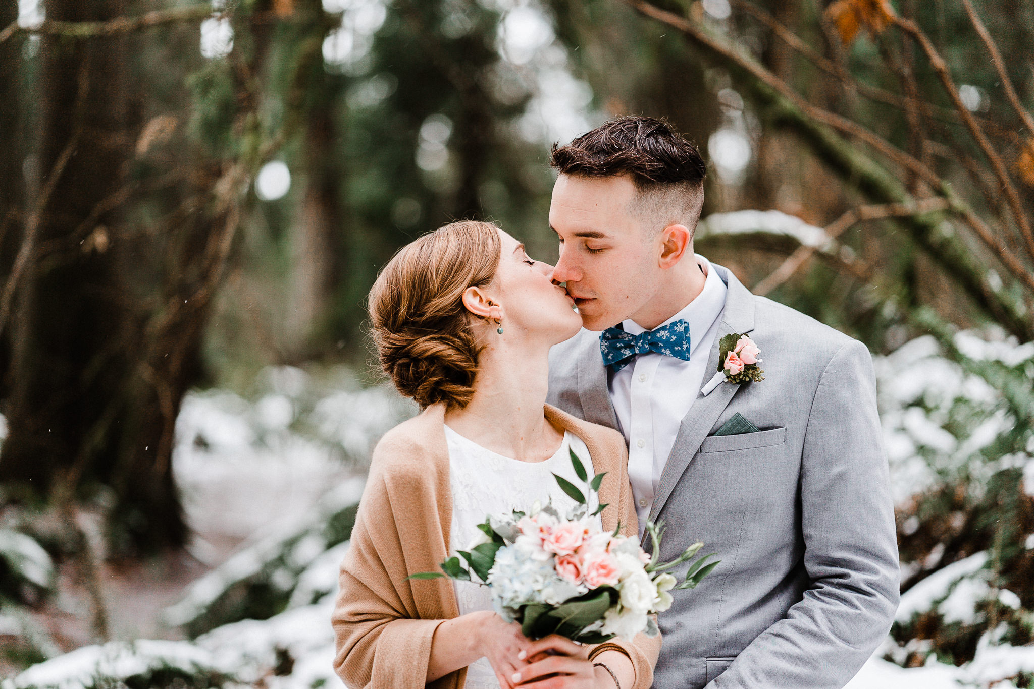 Olympic National Park Wedding Elopement Photographer