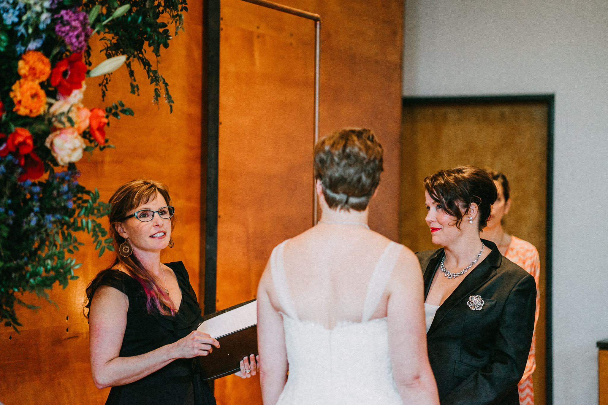 Seattle LGBQ friendly Wedding Venue Photographer