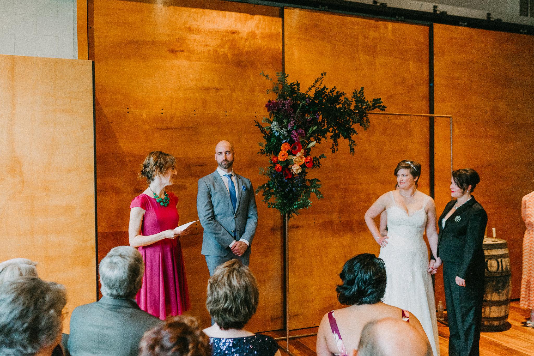 Bride Witness Guest Speech